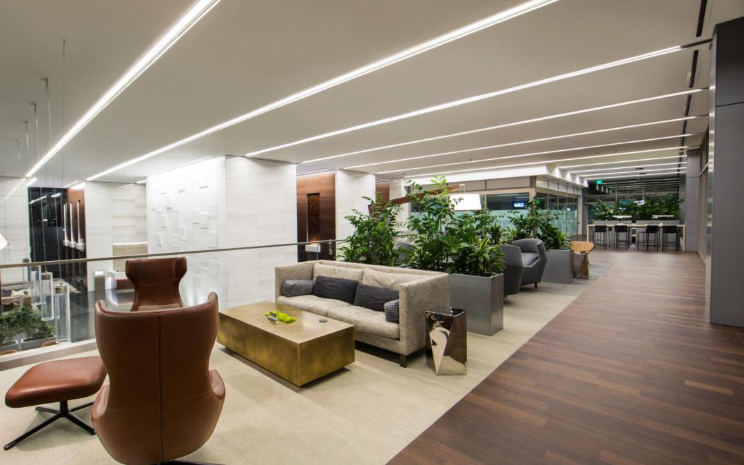 800 Fifth Avenue Lobby