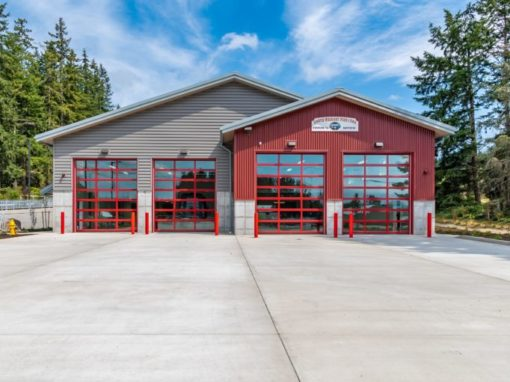 South Whidbey Fire and EMS Station