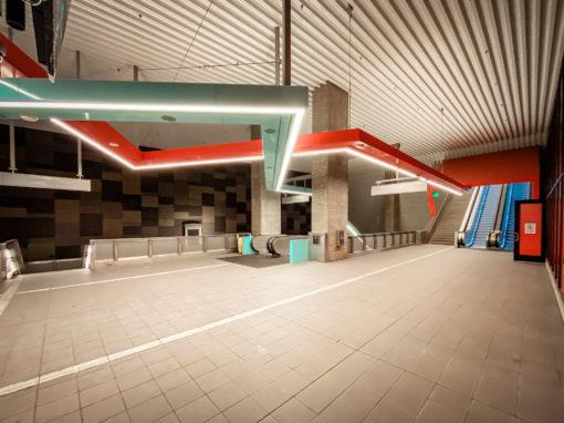 U District & Roosevelt Stations